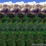 Imagem 3D de Dinossauros